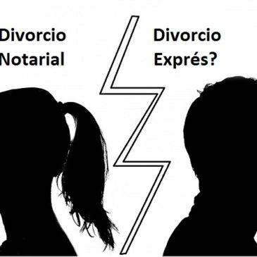 Divorcio Notarial/Exprés